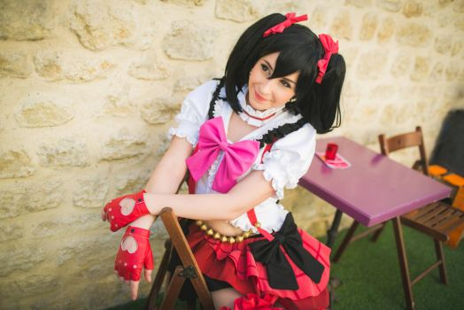 Nico from Love Live by NikitaCosplay