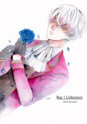 Mystic Messenger: Ray by furicchin