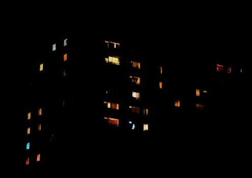 Swatches in the night by itharu
