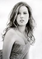 Kate Beckinsale by KLSADAKO
