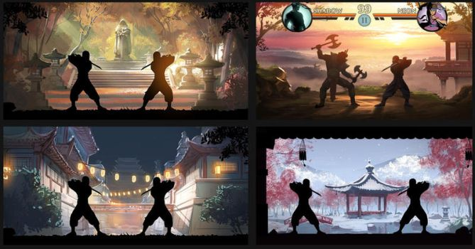 SF2 background concept by RT-FX