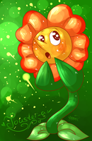Cuphead| Cagney Carnation by Toaster-a