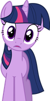 Twilight Sparkle confused by Dusk2k