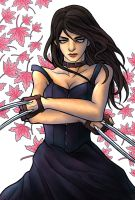 Fancy X-23 by Asenath23