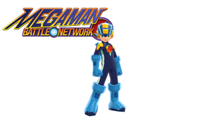 MMD Megaman EXE Download by Curse-Of-Myth