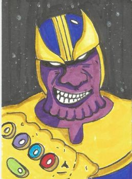 Thanos PSC by kylemulsow