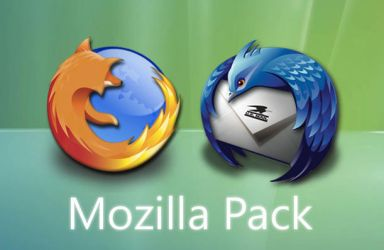 Mozilla Icon Set by wstaylor