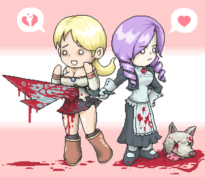 Haunting Ground by probertson