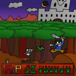 AiP #12: Through the Forest by benlandis