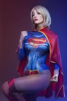 Supergirl by SophieValentineCos