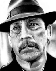 Danny Trejo by Doctor-Pencil