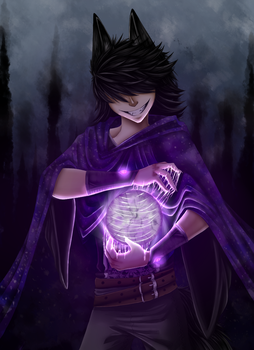 The Sorcerer by LordMroku