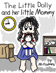 The Little Dolly and her Little Mommy - Storybook by Mitsukara