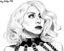 Gaga by paigephillips