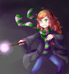 We Agumented Death Eaters now? by BluesKirby