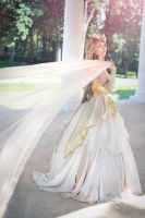 Bridal Veil - Lineage 2 by adelhaid