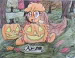 Autumn by ShinySmeargle