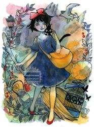 Kiki's Delivery Service Fan-Art by nati