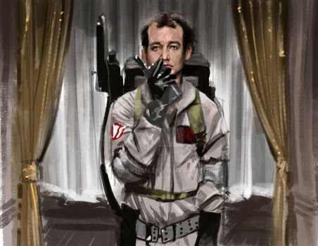 30 min Ghostbusters by CaraKhan