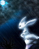 Ori (Ori and the Blind Forest) by NinjaNannerBee