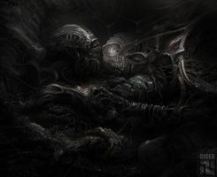 Giger by INITZS