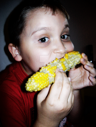 Delicious corn by Yvonne777