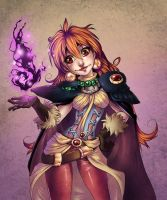 Lina Inverse by GainaSpirit