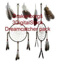 dreamcatcher pack by 3DigitalStock