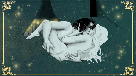 Emily+Severus-Feel me... by RedPassion