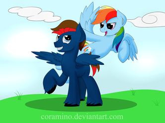 [Request]  Rainbow with Cobalt~ by Coramino