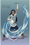 Katara by mintwinter