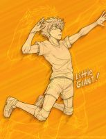 The Second Little Giant by piku-chan
