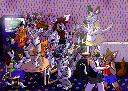 AT- Possum County Hoedown! by JubiIee