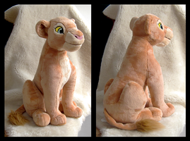 Disney Store Adult Nala Plush by The-Toy-Chest