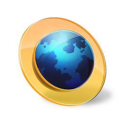 Firefox icon - old by jvsamonte