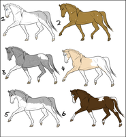 Adopt sheet-ALL SOLD-1 POINT EACH by Keep-On-Cantering