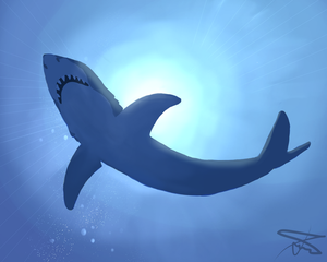 In The Depths Of The Ocean (group competition) by joitimi