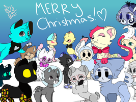 2017 Christmas Special! by kittycatkat12