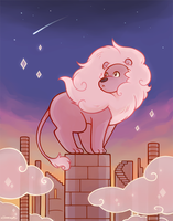 Lion by Gorryb