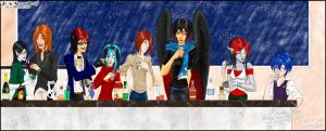 At the Second Round by Absolute-Sero