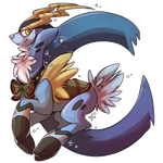 C is for Cobalion by why-so-cirrus