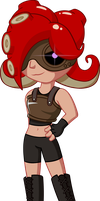 Octoling by Doctor-G
