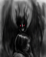 The Darkness by Aira90