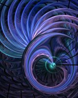 Sojourn of the Purple Nautilus by NatalieKelsey