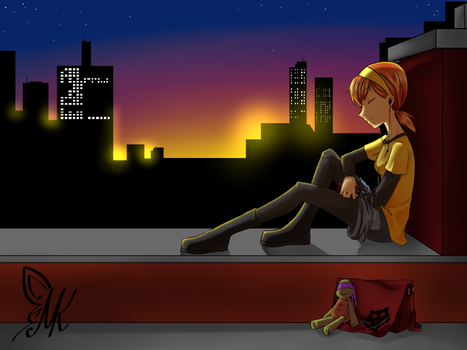 Rooftop by ChitsukiLin69
