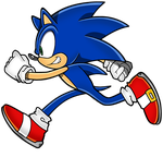 sonic adventure style by daggerslashs