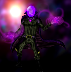 Mysterio the Sorcerer by Soyelmejor999