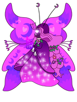 Celena's Butterfly form by infaminxy