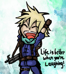 Laughing is the best medicine by Yuma76