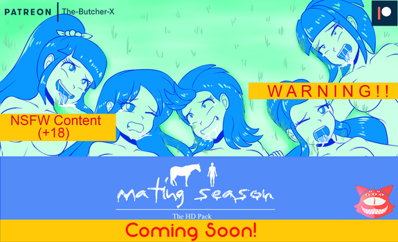 .:Mating Season - Little Spoiler 2:. (Coming Soon) by The-Butcher-X